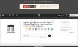 ورژن قدیمی وبسایتهای مختلف را تماشا کنید!