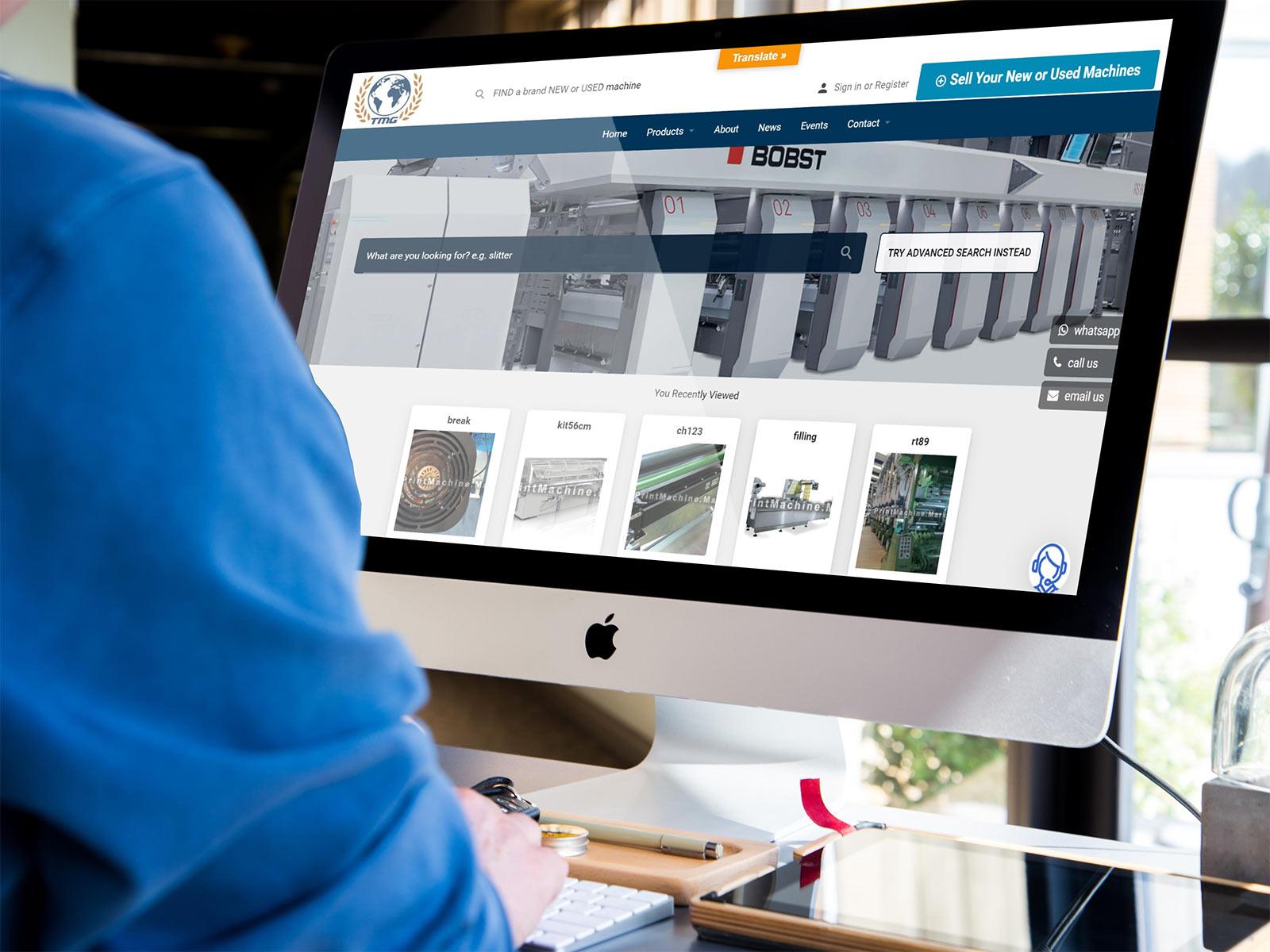 Read more about the article طراحی سایت تخصصی خرید و فروش آنلاین